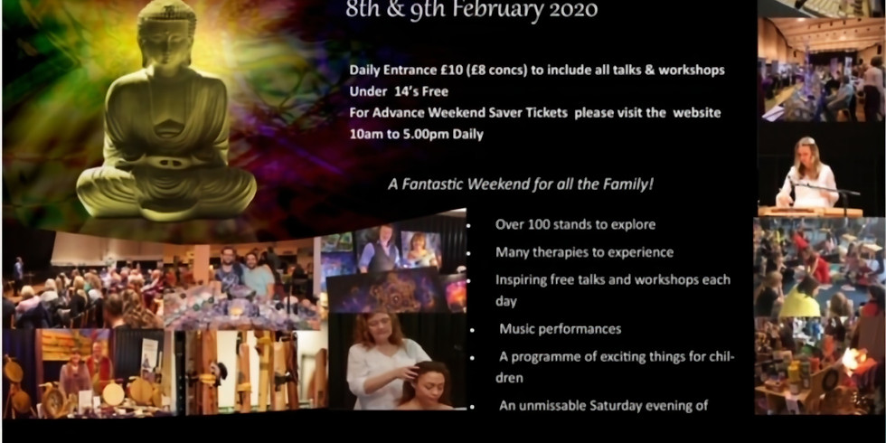 Lighthouse Holistic Festival Poole Dorset 2020.