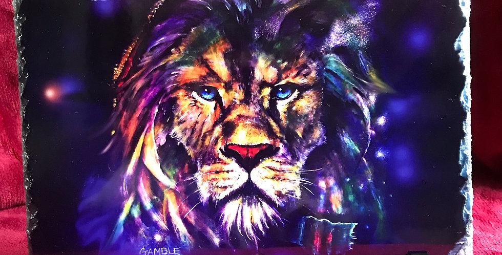 Slate LION HEART