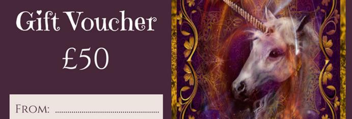 £50 Gift Voucher not available through website