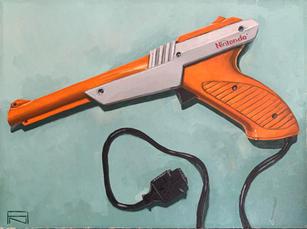 The Original NES Zapper