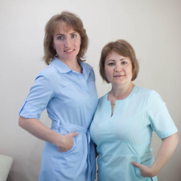 Ольга и Елена