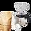Thumbnail: V60-paket med 500 gr Qvarsebo Blend