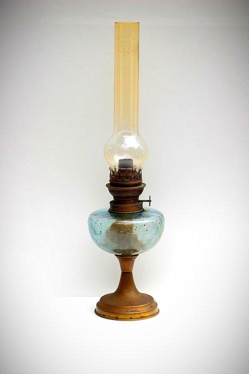 Antika Fransız Gaz Lambası