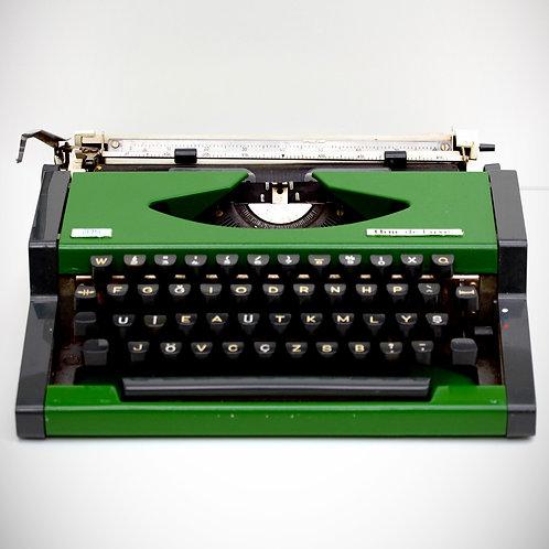 Vintage Yeşil Daktilo