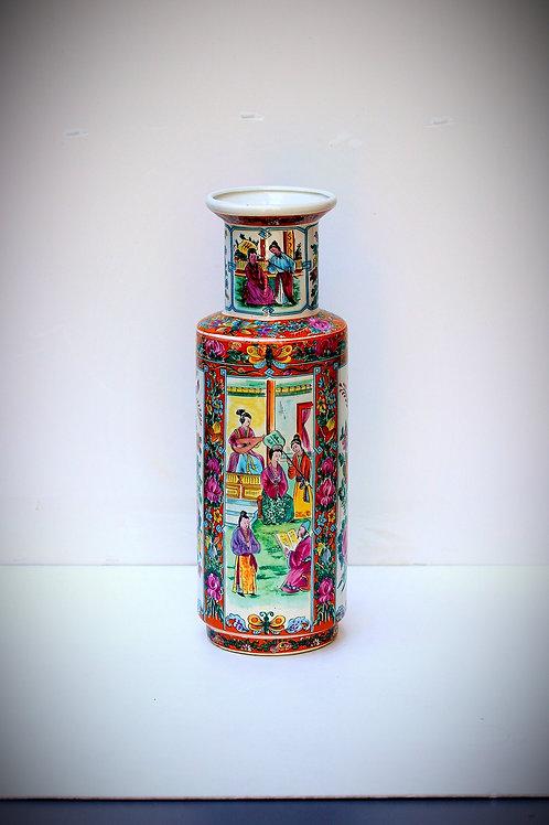 Eski, Büyük Boy Porselen Vazo