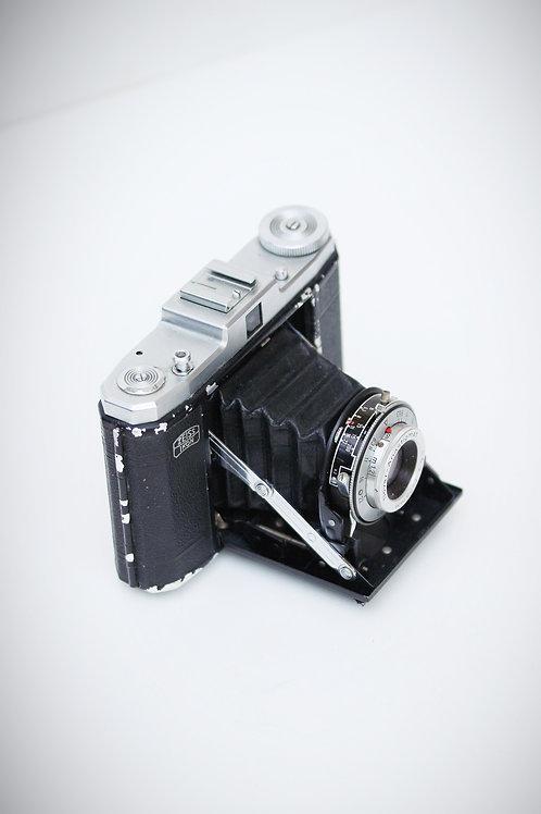 1950lerden Alman Körüklü Fotoğraf Makinesi