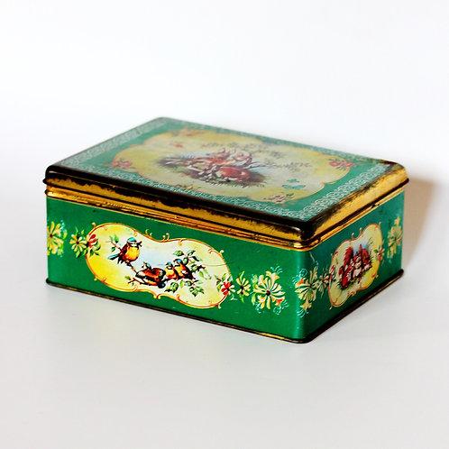 Vintage Şekerleme Kutusu