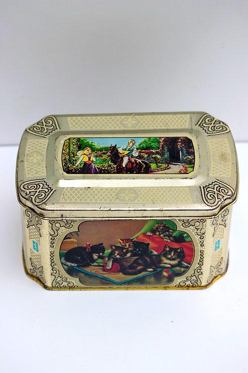 Eski Şekerleme Kutusu