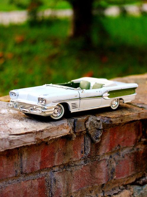 Vintage Model Cadillac Bonneville