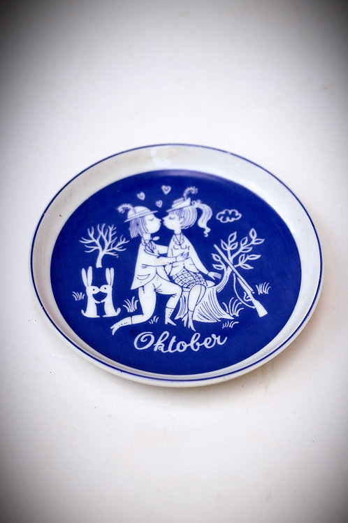 Alman Rosenthal Porselen Tabak