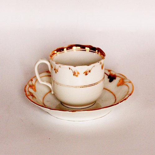 1950 ler Fransız Kahve Fincanı