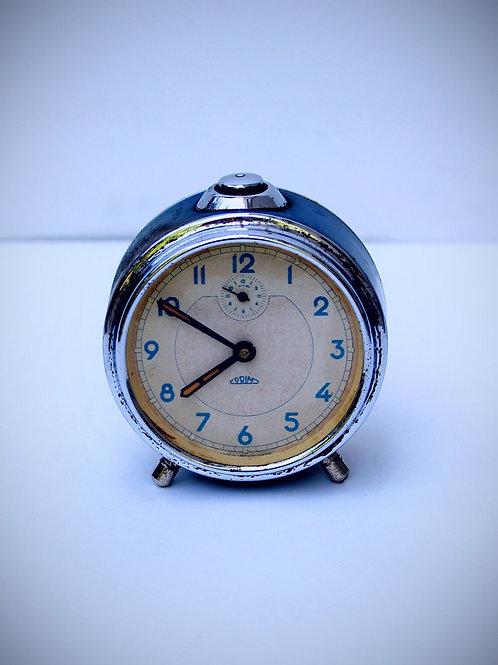 1960lar orjinal Kurmalı Çalar Saat