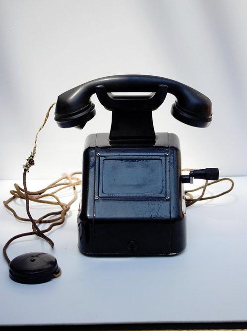 Antika Manyetolu Telefon