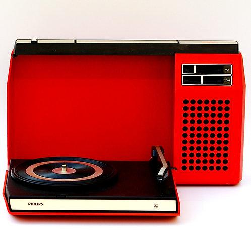 1970 ler Retro Philips Pikap