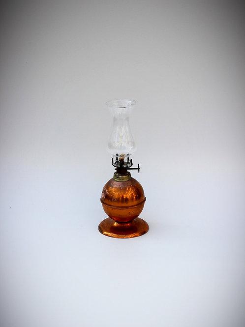 Fransız Antika Gaz Lambası