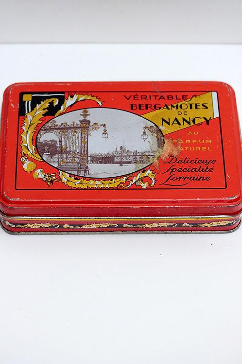 Eski Fransız Şekerleme Kutusu