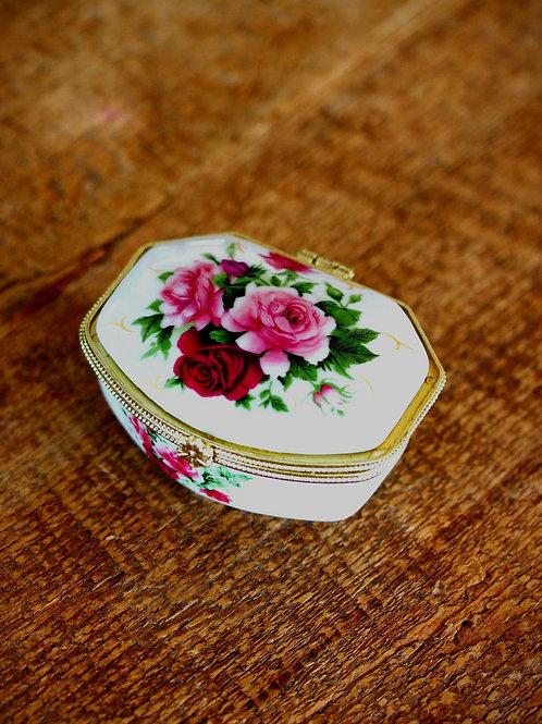 Fransız Dönem Porselen Kutu