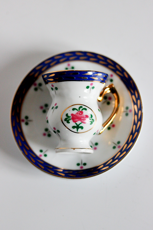 Fransız Vintage Küçük boy Fincan