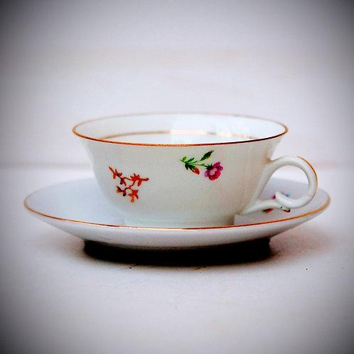 1960 lar Fransız Kahve Fincanı