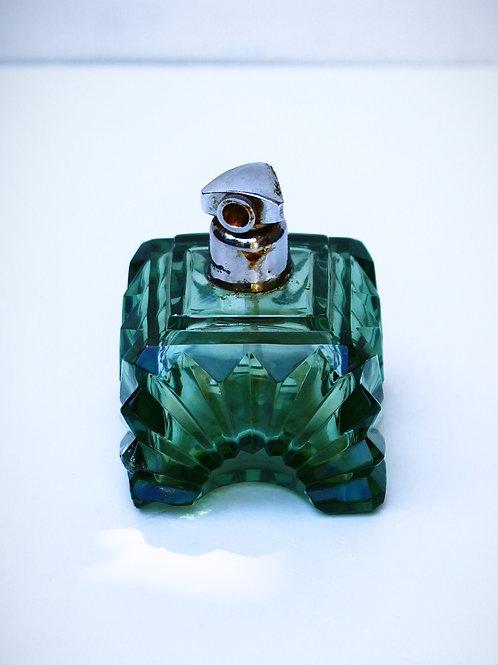 Fransız Kristal Cam Şişe