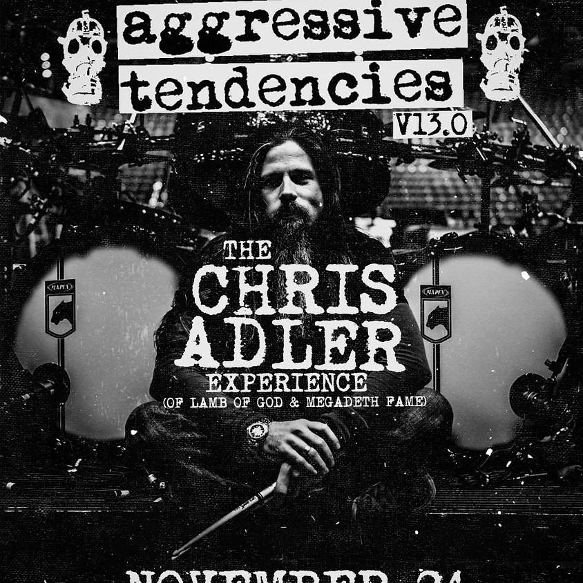 Chris Adler Live, Hyderabad