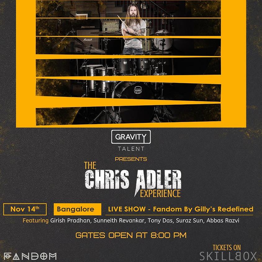 Chris Adler Live, Bengaluru