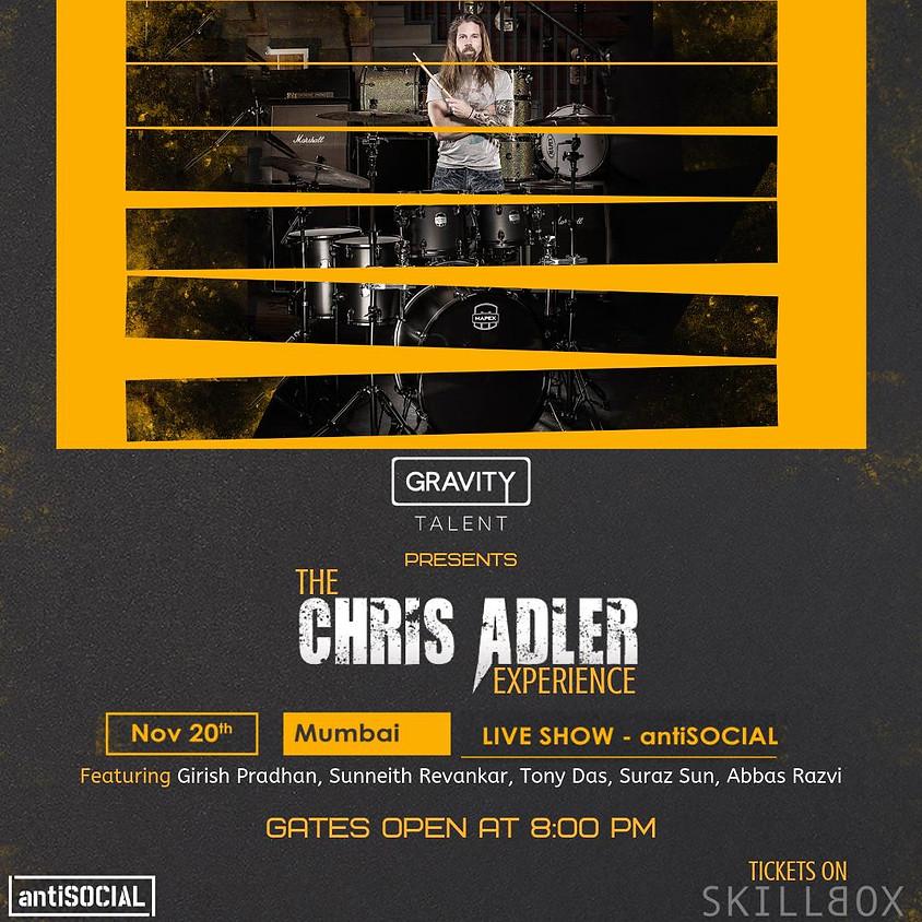 Chris Adler Live, Mumbai