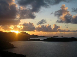Andante by the Sea Sunrise