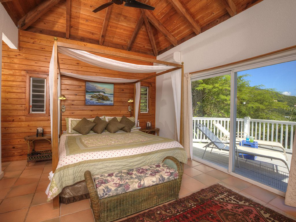 Andante by the Sea Master Bedroom