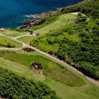 Golf St John Vacation St Thomas Mahogany Run
