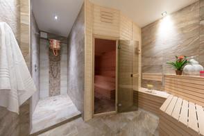 Hotel Otakar finská sauna
