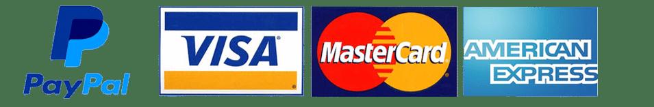 Formas de pago aceptadas
