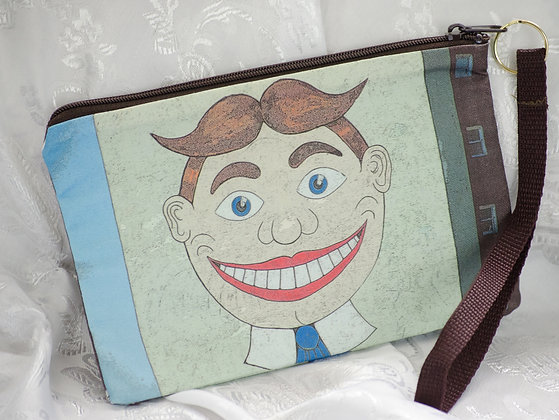"""""""Tillie"""" from Asbury Park Wristlet/Cosmetic bag"""