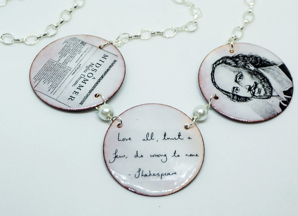 Necklace - Shakespeare