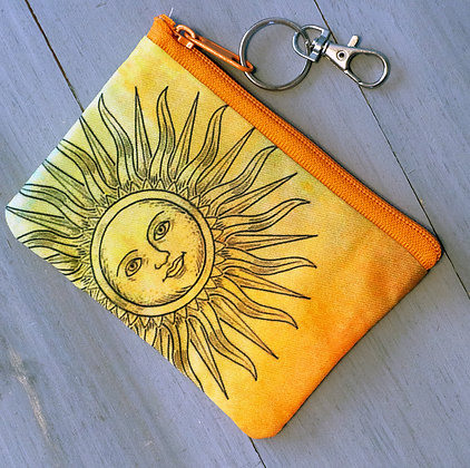 Mini clutch - Hello Sunshine!