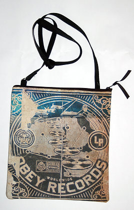 Cross-body Bag - Obey Poster