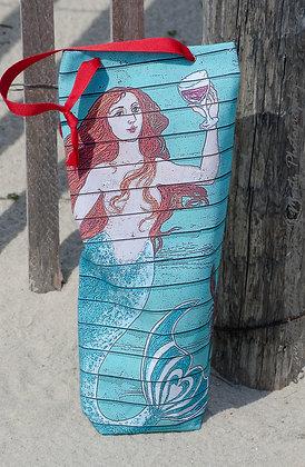 Mermaid Wine Tote