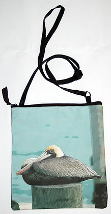 Cross-body Pelican Bag