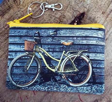 Beach Bike Mini Clutch