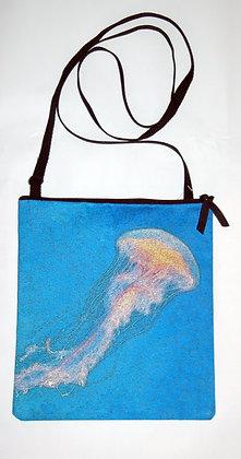 Cross-body Sea Nettle Bag