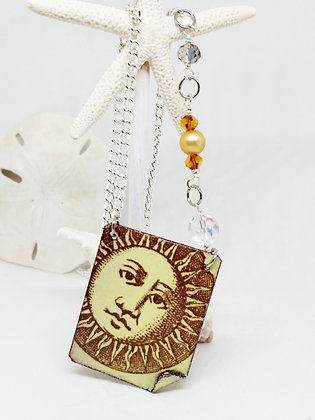 Mostly Sunny Necklace