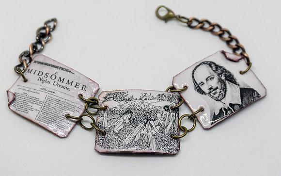 Shakespeare's Mid Summer Night's Dream Bracelet (large)