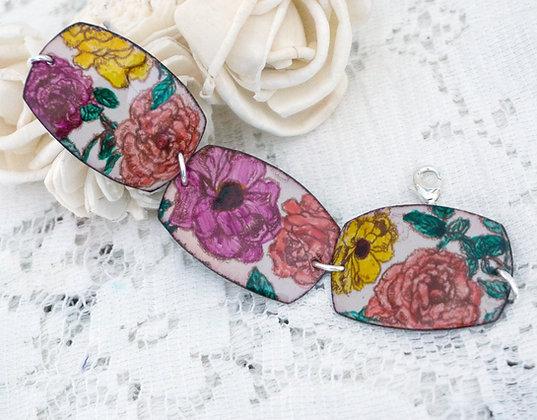Rose Wrist Garden - Bracelet