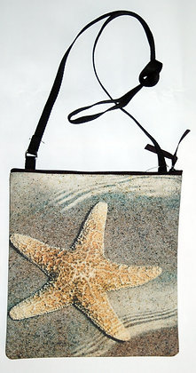 Cross-body Sea Star Bag