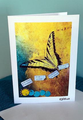 """Dreams"" - Greeting Card"