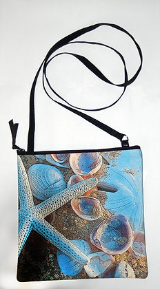 Cross-body Shell Treasures Bag