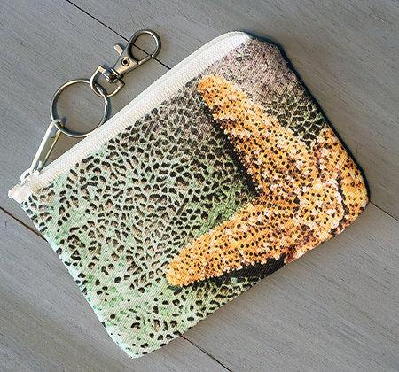 Mini clutch - Sea Star & Coral