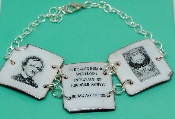 Bracelet - Edgar A Poe