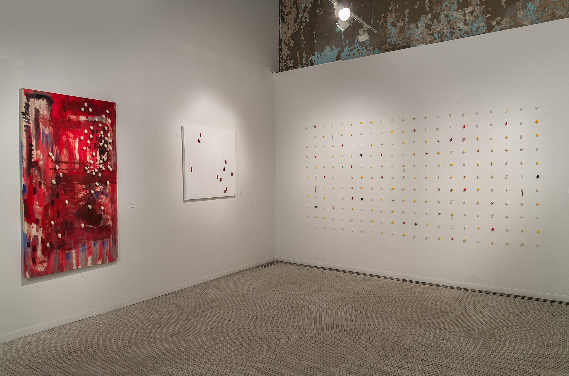Ruse and Reality installation view