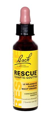 Fleurs de Bach - Rescue - 20ml